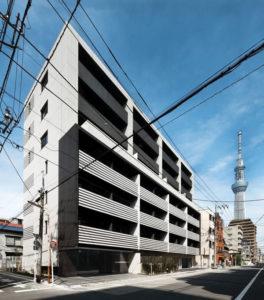 錦糸町Ⅱプロジェクト:全景