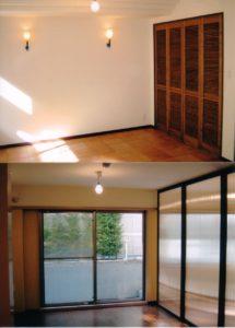 祐天寺コーポラティブハウス:室内1