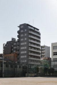 錦糸町Ⅲプロジェクト:全景